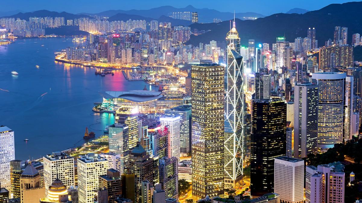 Hong Kong Famous Night View (pic: iStock)